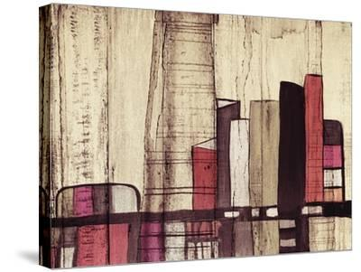 Inner City I-Irena Orlov-Stretched Canvas Print