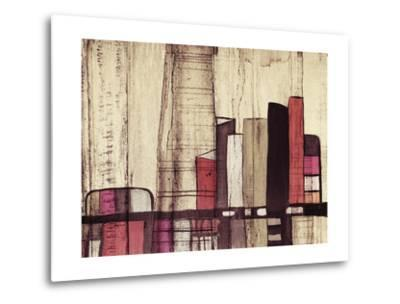 Inner City I-Irena Orlov-Metal Print