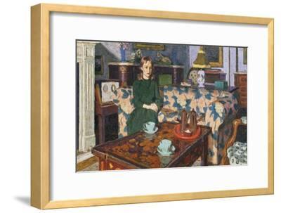 Interior-Edward Le Bas-Framed Giclee Print