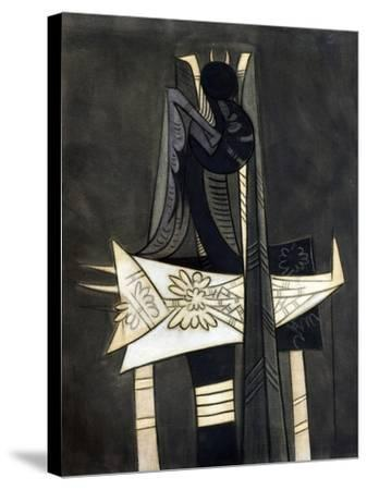 Ibaye-Wifredo Lam-Stretched Canvas Print