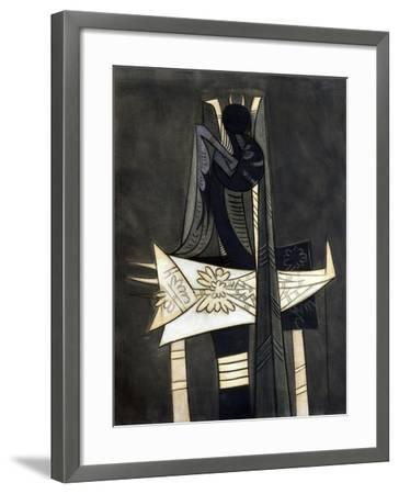 Ibaye-Wifredo Lam-Framed Giclee Print