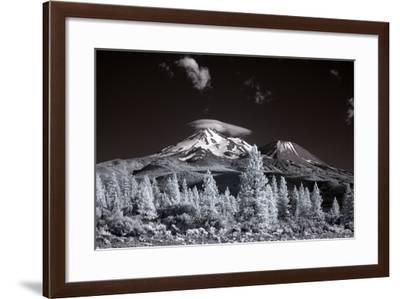Mount Shasta-Carol Highsmith-Framed Photo