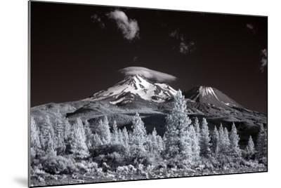 Mount Shasta-Carol Highsmith-Mounted Photo