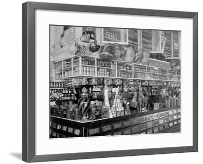 Edw. Neumann, Broadway Market, Detroit, Mich.--Framed Photo