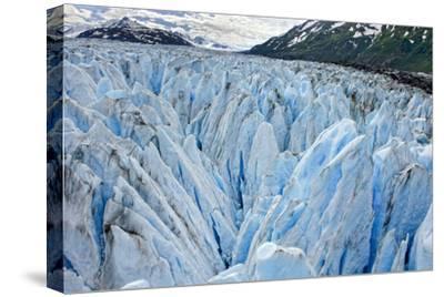 Prince William Sound Glacier-Carol Highsmith-Stretched Canvas Print