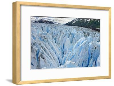 Prince William Sound Glacier-Carol Highsmith-Framed Photo