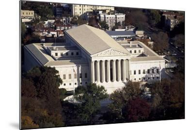 Supreme Court of the United States-Carol Highsmith-Mounted Photo