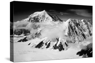 Mount Foraker, Denali National Park-Carol Highsmith-Stretched Canvas Print