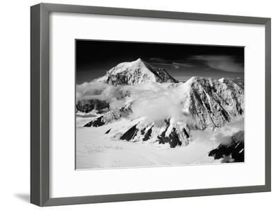 Mount Foraker, Denali National Park-Carol Highsmith-Framed Photo