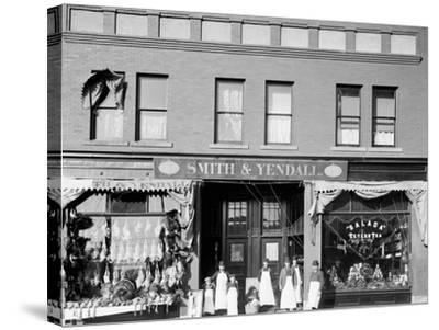Smith Yendall Store Detroit, Mich.--Stretched Canvas Print