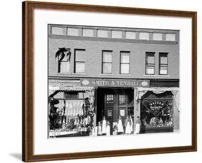 Smith Yendall Store Detroit, Mich.--Framed Photo