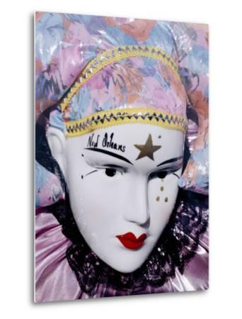 Mardi Gras Mask-Carol Highsmith-Metal Print