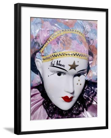 Mardi Gras Mask-Carol Highsmith-Framed Photo