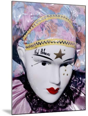 Mardi Gras Mask-Carol Highsmith-Mounted Photo