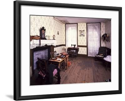 Tenement Museum-Carol Highsmith-Framed Photo