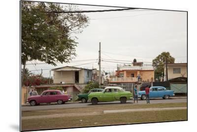 Vintage Cars-Carol Highsmith-Mounted Photo