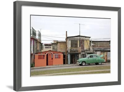 Vintage Cars-Carol Highsmith-Framed Photo