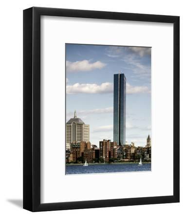Charles River Cityscape-Carol Highsmith-Framed Photo