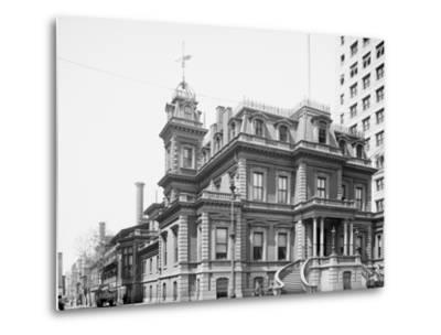 Union League Club, Philadelphia, Pa.--Metal Print