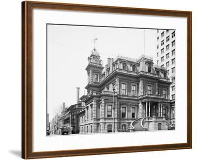 Union League Club, Philadelphia, Pa.--Framed Photo