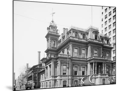Union League Club, Philadelphia, Pa.--Mounted Photo