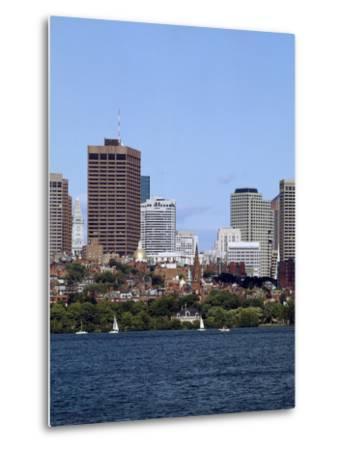 New Towers over Colonial City-Carol Highsmith-Metal Print
