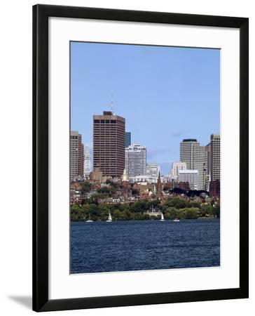 New Towers over Colonial City-Carol Highsmith-Framed Photo