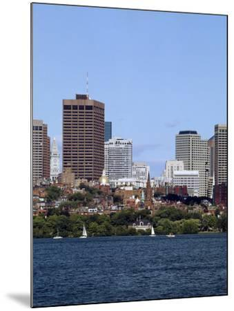 New Towers over Colonial City-Carol Highsmith-Mounted Photo