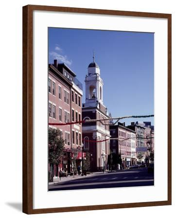 St. Stephens Roman Catholic Church-Carol Highsmith-Framed Photo