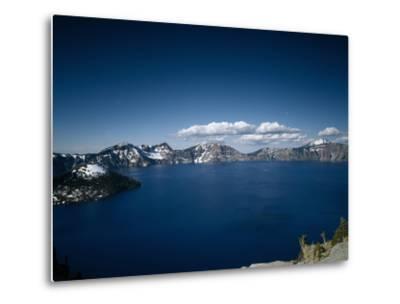 Crater Lake, Oregon-Carol Highsmith-Metal Print
