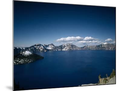 Crater Lake, Oregon-Carol Highsmith-Mounted Photo