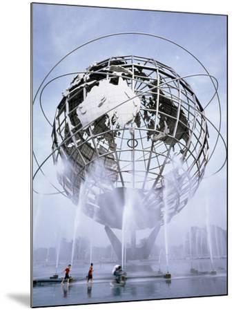 Unisphere at the 1964 World's Fair-Carol Highsmith-Mounted Photo