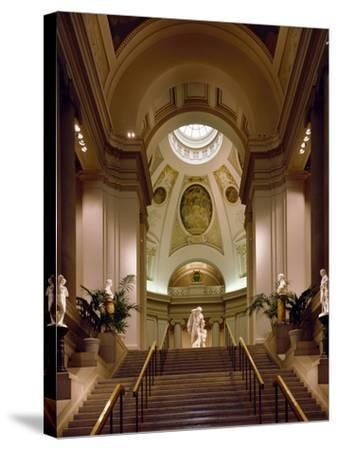 Interior View of Museum of Fine Arts-Carol Highsmith-Stretched Canvas Print