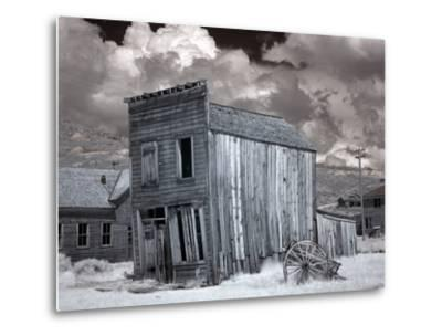 Bodie Is a Ghost Town-Carol Highsmith-Metal Print