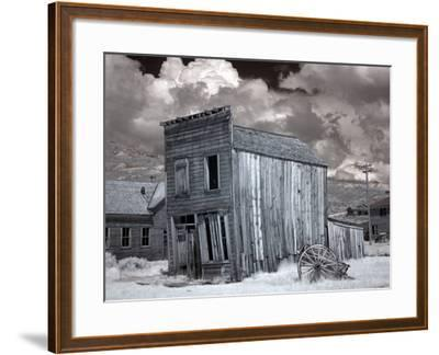 Bodie Is a Ghost Town-Carol Highsmith-Framed Photo