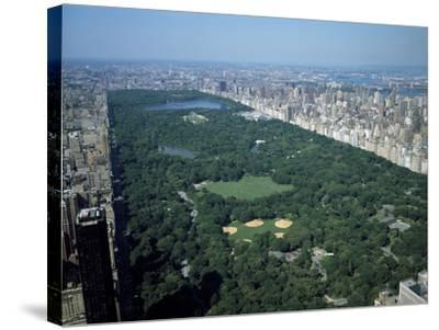 Central Park-Carol Highsmith-Stretched Canvas Print