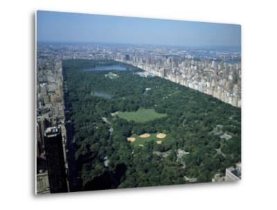 Central Park-Carol Highsmith-Metal Print