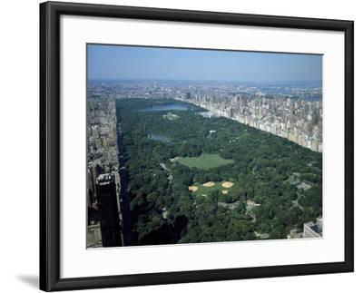 Central Park-Carol Highsmith-Framed Photo
