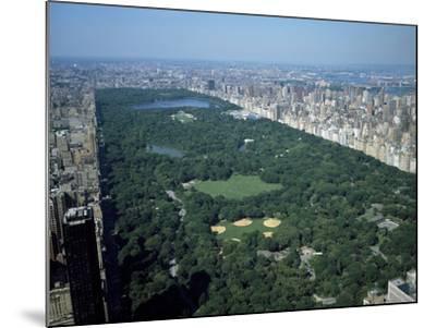 Central Park-Carol Highsmith-Mounted Photo