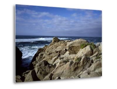 Pacific Ocean View from the California Coast-Carol Highsmith-Metal Print