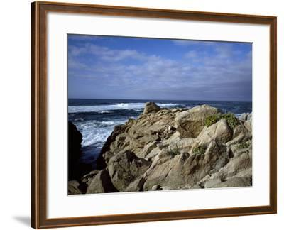 Pacific Ocean View from the California Coast-Carol Highsmith-Framed Photo