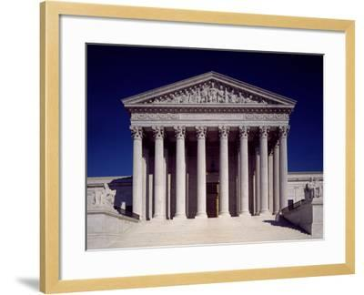 Supreme Court of the United States-Carol Highsmith-Framed Photo