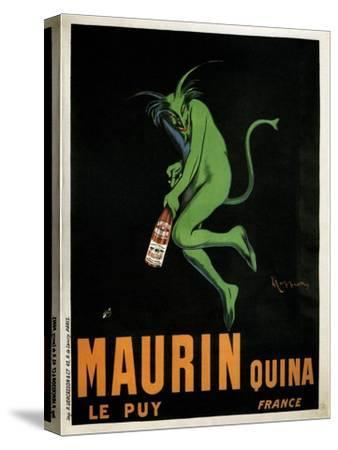 Maurin Quina-Leonetto Cappiello-Stretched Canvas Print