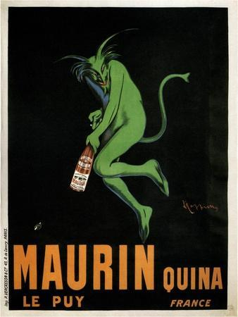 Maurin Quina-Leonetto Cappiello-Premium Giclee Print