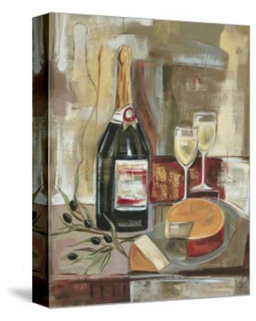 Mediterranean Mood II-Silvia Vassileva-Stretched Canvas Print