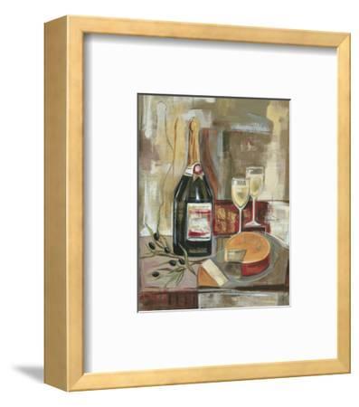 Mediterranean Mood II-Silvia Vassileva-Framed Art Print