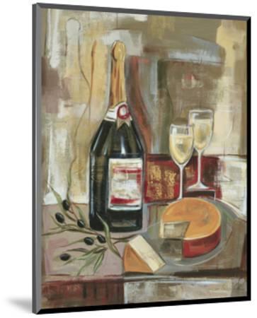 Mediterranean Mood II-Silvia Vassileva-Mounted Art Print