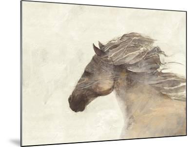 Into the Wind Ivory-Albena Hristova-Mounted Premium Giclee Print