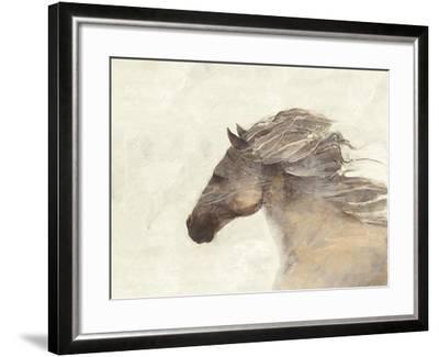 Into the Wind Ivory-Albena Hristova-Framed Premium Giclee Print