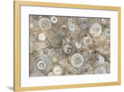 Neutral Agate-Albena Hristova-Framed Premium Giclee Print